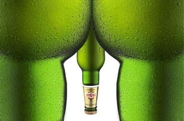 Bier en ......, oh.