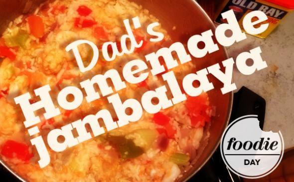 Homemade Jambalaya: Authentic New Orleans-Inspired Recipe