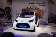 Smart Vision EQ makes public debut as 'electric city car of future' The electric two-seater gives us a clue to the future of city cars urban mobility solutions and car-sharing models  Smart has revealed how it expects city cars urban mobility solutions and car-sharing models to progress in the future with the unveiling of the electric Vision EQ Fortwo.  Revealed at theFrankfurt motor show the self-driving two-seater showcases the solutions and technology Smart boss Annette Winkler says are…