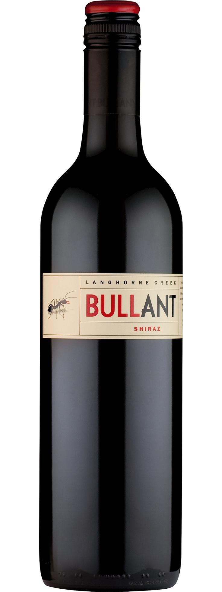 Bullant Shiraz | Dan Murphy's | Buy Wine, Champagne, Beer & Spirits Online