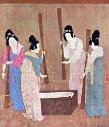 Making Silk - Connecting Women to the Silk Road (Women in World History Curriculum)