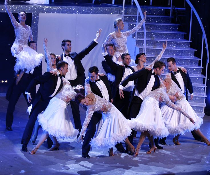 """""""The audience loved every second of the show. The singing was top class and the dancing even better."""" EDINBURGH PRESS"""