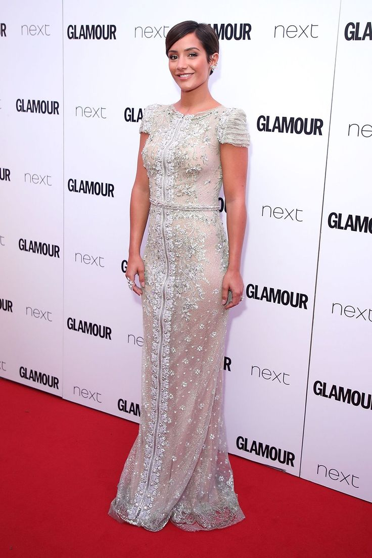 GLAMOUR AWARDS 2017: All the red carpet action. Red Carpet FashionFrankie SandfordRed ...