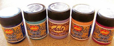 Dala Fabric Paint