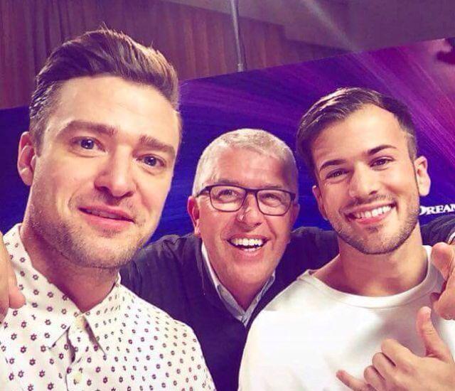 Justin Timberlake&David Carreira