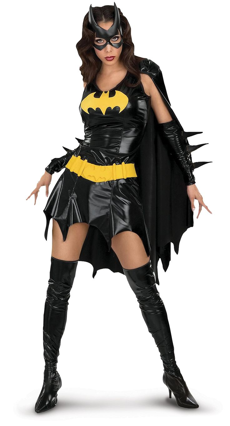 Patrol the city streets and night skies of Gotham, alongside the Dark Knight himself. The only difference is: you're hot, he's not. Batgirl costumes let you play a character that can kick ass, take names, and look good doing it.
