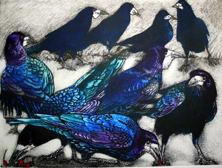 You can see more of Julia Manning's work here www.juliamanning....