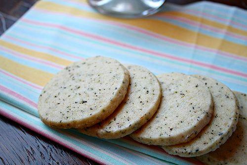 Galletas de té Chai: Mantequilla con azúcar