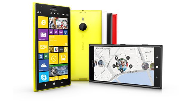 Nokia Lumia 1520: Windows Phone with 6-inch 1080p display and 20MP camera for $750