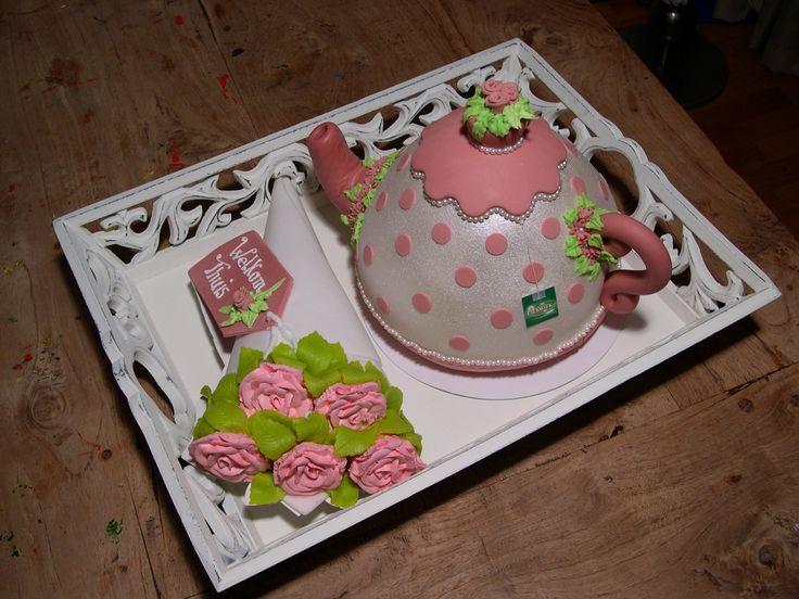 theepot taart workshop - Google zoeken