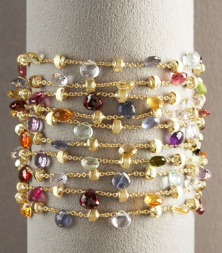 This Marco Bicego bracelet is so pretty!!!