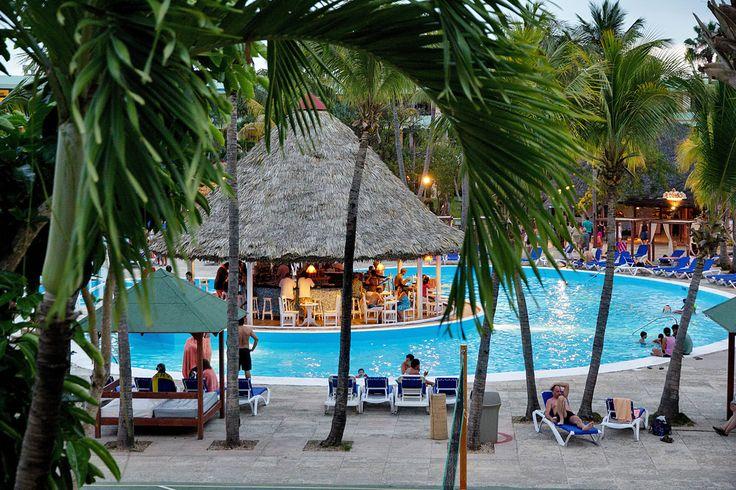 Sol Palmeras Resort, #Varadero #Cuba (Foto: Artur Staszewski / Flickr) https://www.facebook.com/CubanosGuru/