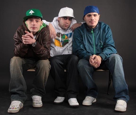 Кроссовки в стиле рэп