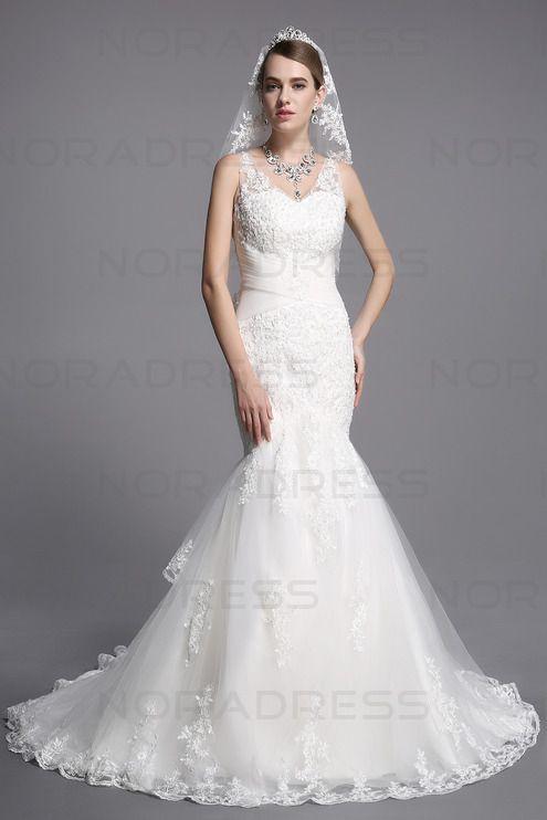 Best 21 Brautkleider images on Pinterest   Wedding dress, Bridal ...