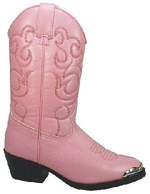 Kids Cowboy Boots Pink