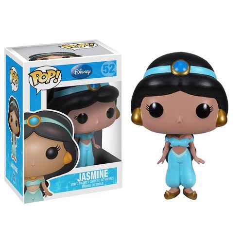 Aladdin Jasmine Disney Princess Pop! Vinyl Figure - Funko - Aladdin - Pop! Vinyl Figures at Entertainment Earth