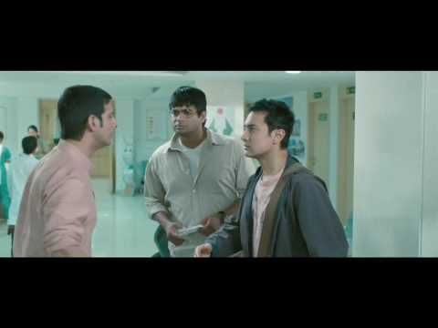 3 Idiots | OFFICIAL trailer #1 US/indian (2009)