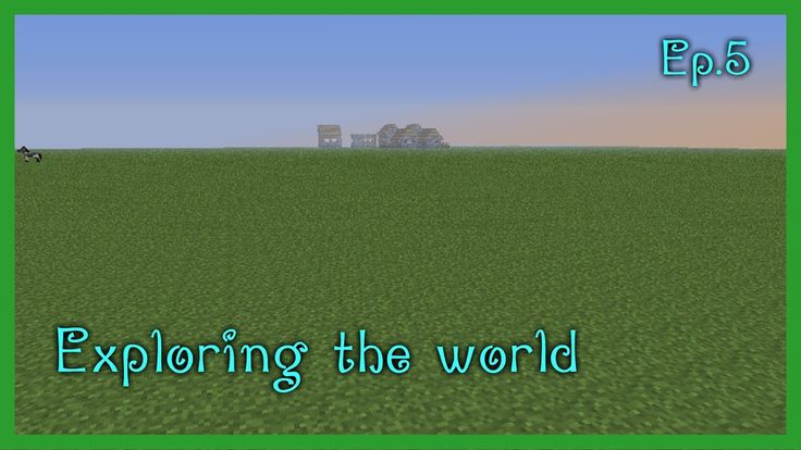 Exploring the world!Flatworld Survival Ep.5 Today I go out into the wild world and go exploring!! Batman's Channel: https://www.youtube.com/channel/UCN5RN6fFA3Gge2q_E9-zzrQ My Second Channel: https://www.youtube.com/channel/UCCVUPEQZtNMI-XtIw2gX7sQ Server IP: mc.ikcraft.com _________________________________________________________________ Come explore my life: Twitter: msdebbie616yt Instagram: msdebbie616yt / msdebbie616spams Tumblr: msdebbie616 Snapchat: msdebbie616yt Soundcloud…