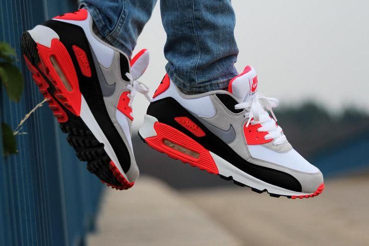 "Nike Air Max 90  ""Infrared"""