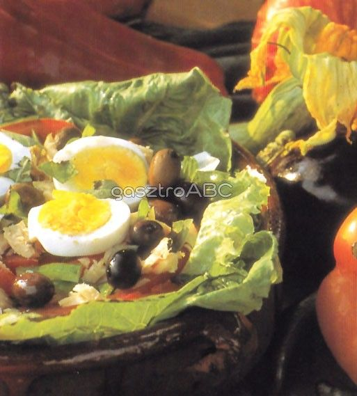Nizzai saláta | Receptek