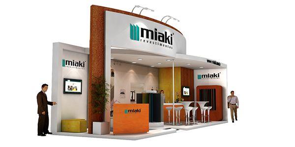 Miaki - Expo Revestir 2014 - Transamérica Expo Center - SP - Brazil