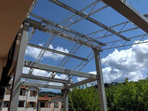 Abbattimento barriere architettoniche TETTOfacile e Vimec, Caldine, 2014 - Francesco La Porta