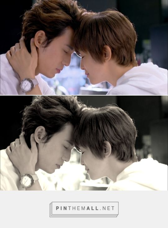 I love how in love these two are. Can't wait to see them together. Bromance #taiwanese #drama