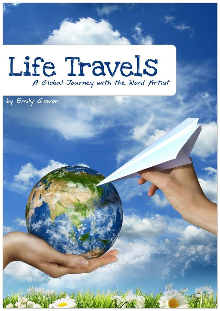 Life Travels - my award-winning blog in an eBook format! 115 inspiring blog posts about world travel and more - http://www.emilygowor.com/store/products/life-travels-blog-ebook/