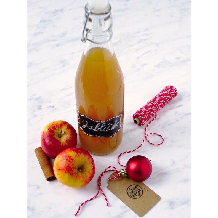 Horké jablíčko jako jedlý dárek | Coolinářka