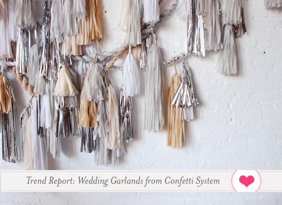 wedding gold confetti: Confettisystem, Colors, Parties Ideas, Ropes, Diy, Fringes, New Years, Tassels Garlands, Confetti System