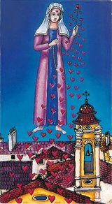 Marseille : Sainte Rita (les trois lucs) - Sainte Rita de Cascia