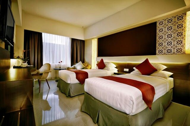 Twin Room bedded