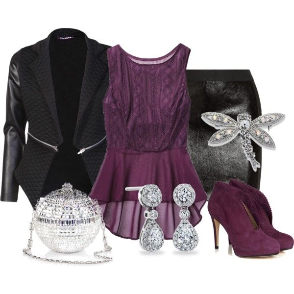 """New Year's outfit"" by quiverofadams on Polyvore"