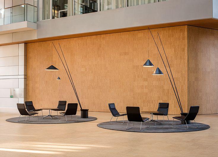 North - Floor Lamps-Floor | Vibia
