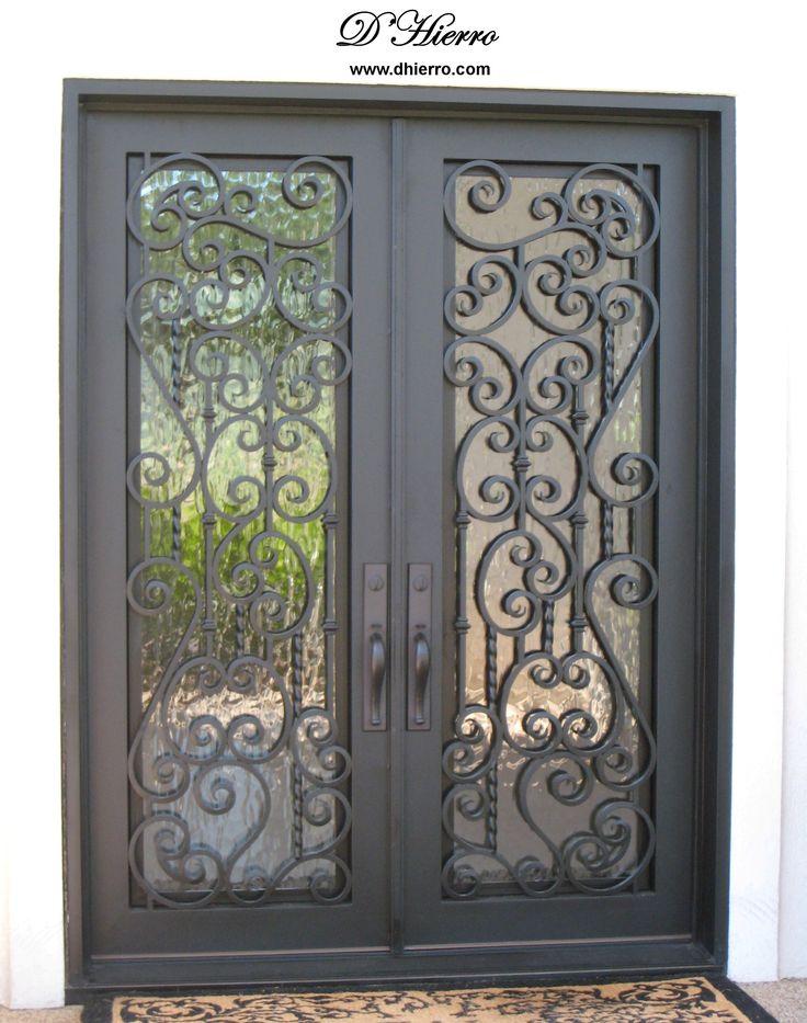 ID 603-105 Double Iron Door