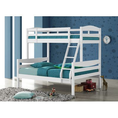 Best Bellmead Twin Over Twin Bunk Bed Double Bunk Beds Bunk 400 x 300