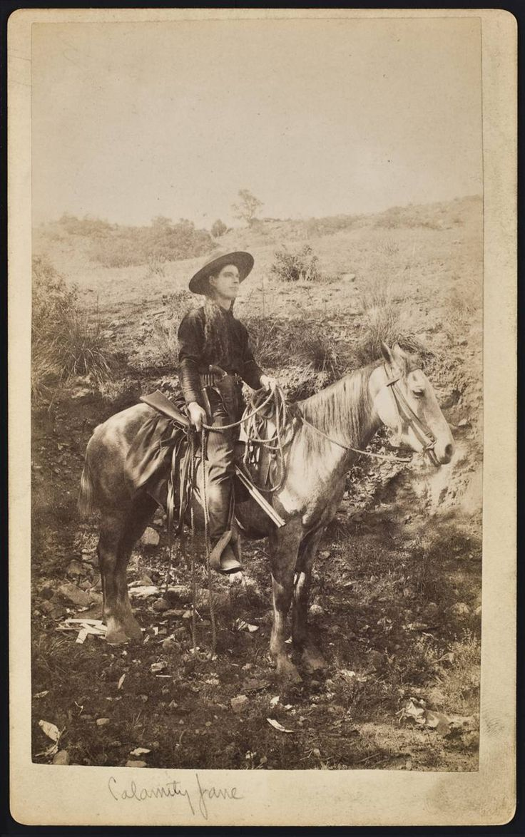 Calamity Jane, heroine of the plains | AM Digital