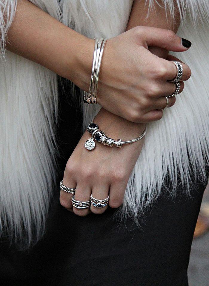 Silver Boho Accessories