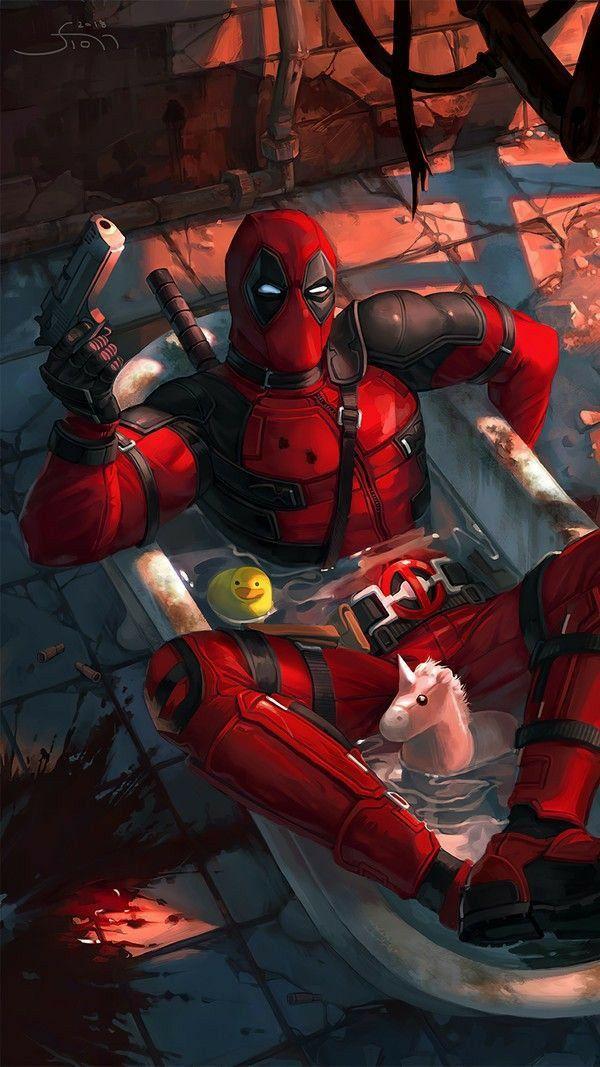 Deadpool In 2020 Deadpool Artwork Deadpool Comic Deadpool Wallpaper