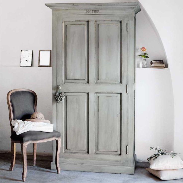 25 best ideas about armoire maison du monde on pinterest armoire de production chevet maison. Black Bedroom Furniture Sets. Home Design Ideas