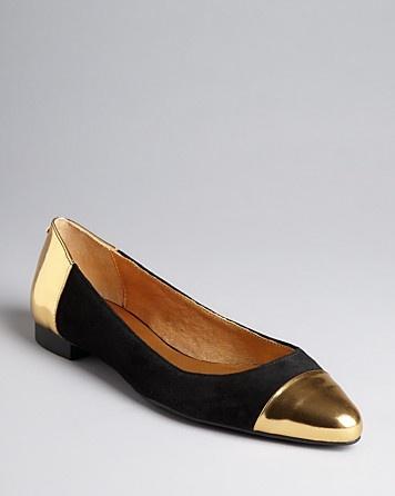 kate spade new york Pointed Toe Flats - Eddie | Bloomingdale's