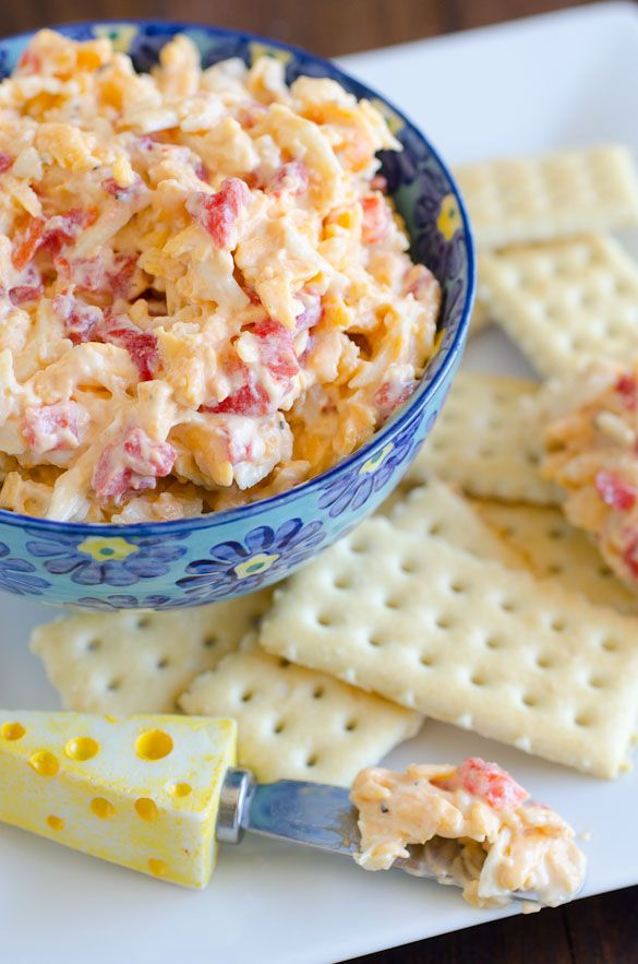 Pimento Cheese Spread