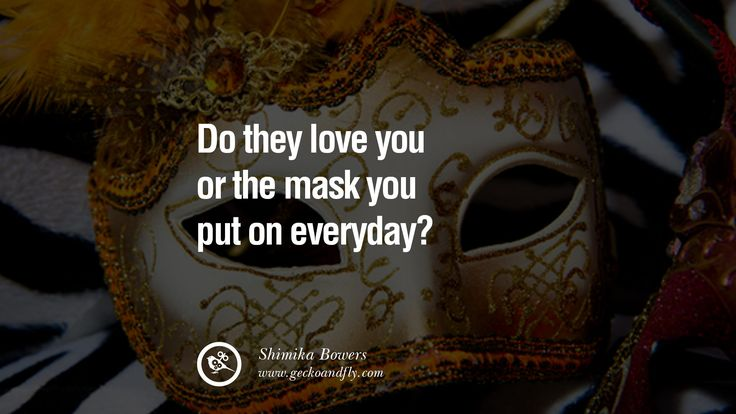 wearing a mask quotes - Yahoo Image Search Results