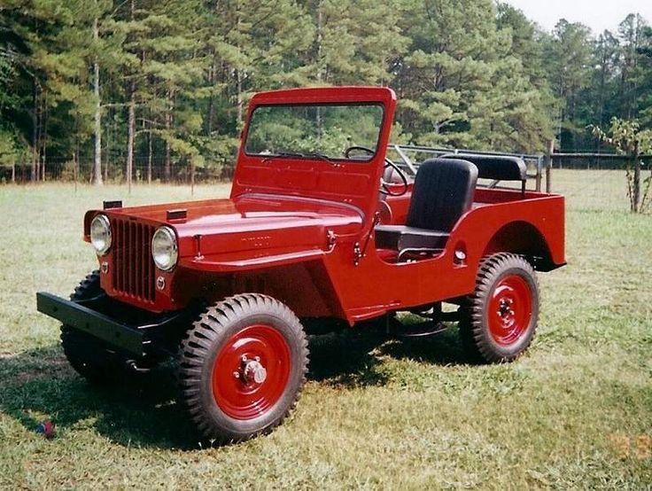 1951 Jeep