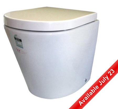 Indiana in wall toilet suite Package $696 @ Bathroom Warehouse