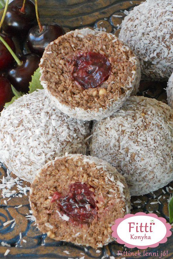 Készítettél már kókuszgolyót zabpehelyből?