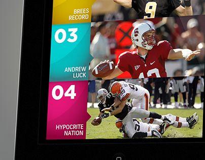 查看此 @Behance 项目: \u201cNBC Sports Network // BEADLE MANNIA TV Show\u201d https://www.behance.net/gallery/10176103/NBC-Sports-Network-BEADLE-MANNIA-TV-Show