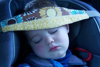 Slumber Sling - great idea!