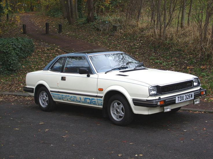 1981 HONDA PRELUDE 2A AUTOMATIC WHITE WITH ONLY 30,240 MILES 1.6, Mark 1, MK One