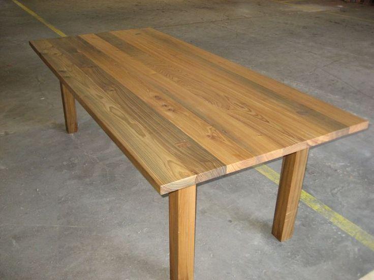 Sinker Cypress Table | Krantz Recovered Woods | Sinker Cypress Table ...